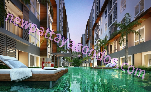 The Trust Residence - Pattaya - Thailand (Maps, Location, Address, Price, Photo) - website