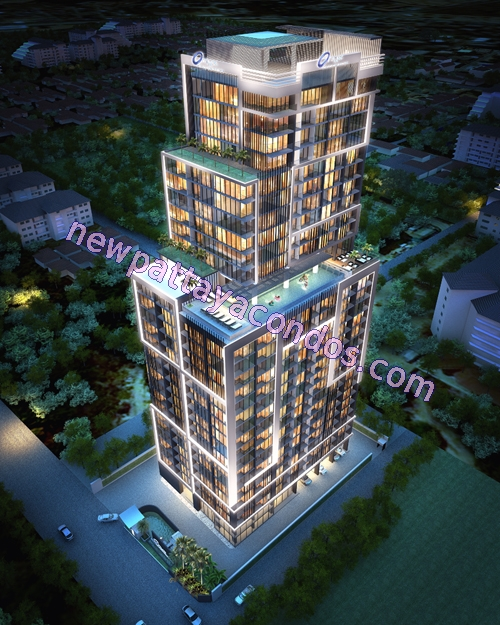 Onyx Condo - Pattaya - Thailand (Maps, Location, Address, Price, Photo) - website