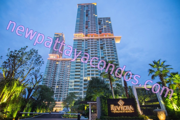 The Riviera Wongamat Beach - Pattaya - Thailand (Maps, Location, Address, Price, Photo) - website