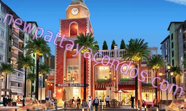 เซเว่น ซี โค้ด ดิ อาซู Seven Seas Cote d Azur - พัทยา - ประเทศไทย (แผนที่, ตำแหน่งที่ตั้ง, ที่อยู่, ราคา, รูปภาพ) - เว็บไซต์