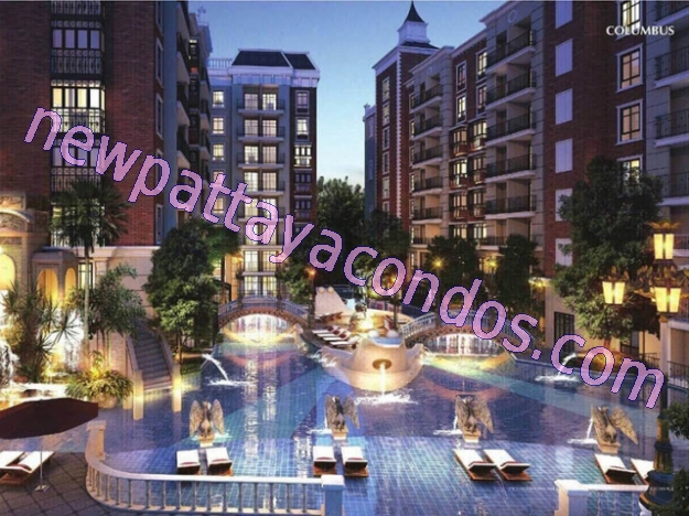 Espana Condo Resort - Pattaya - Thailand (Maps, Location, Address, Price, Photo) - website