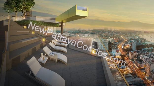 Edge Central Pattaya - 芭堤雅 - 泰国 (地图, 位置, 地址, 价格, 图片) - 網站