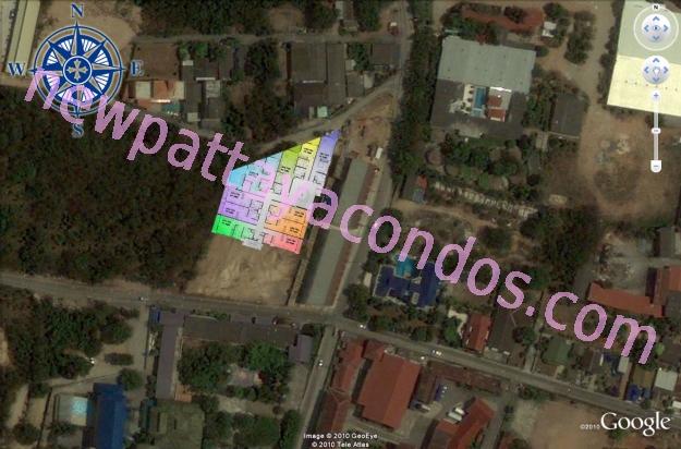 BM Gold Condo - Pattaya - Thailand (Maps, Location, Address, Price, Photo) - website