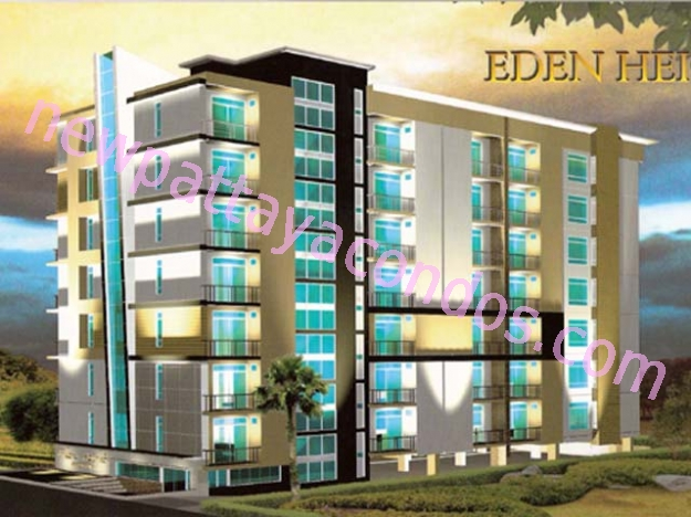 Eden Heights - Pattaya - Thailand (Maps, Location, Address, Price, Photo) - website