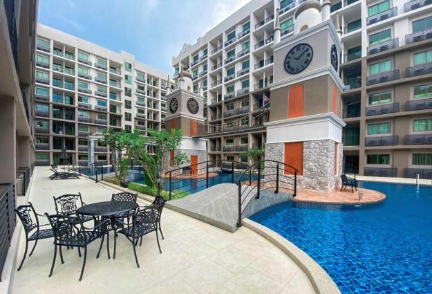 Arcadia Beach Continental Condo - Pattaya - Thailand (Kart, Plassering, Adresse, Pris, Bilder) - hjemmeside