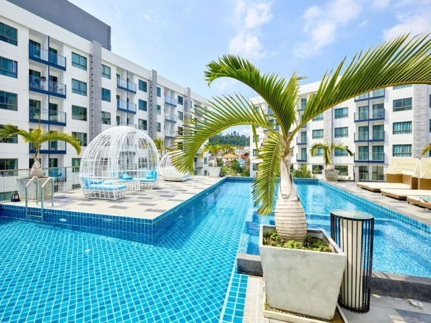 Arcadia Beach Resort - Pattaya - Thailand (Maps, Location, Address, Price, Photo) - website