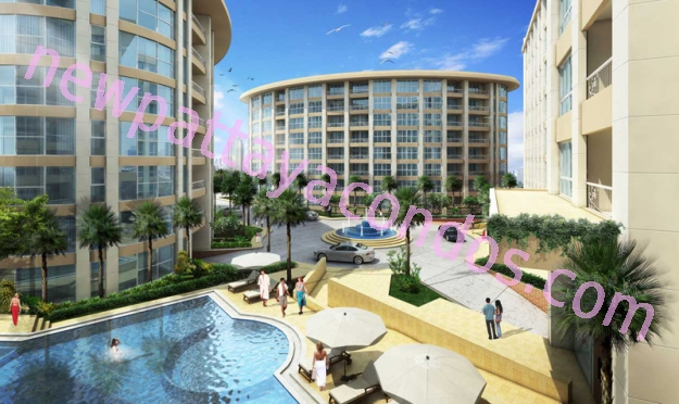 City Garden Pattaya - Pattaya - Thailand (Maps, Location, Address, Price, Photo) - website