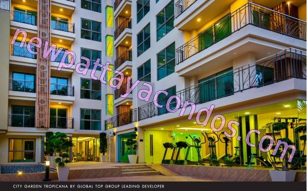 City Garden Tropicana Wongamat - Pattaya - Thailand (Maps, Standort, Adresse, Preis, Foto) - website