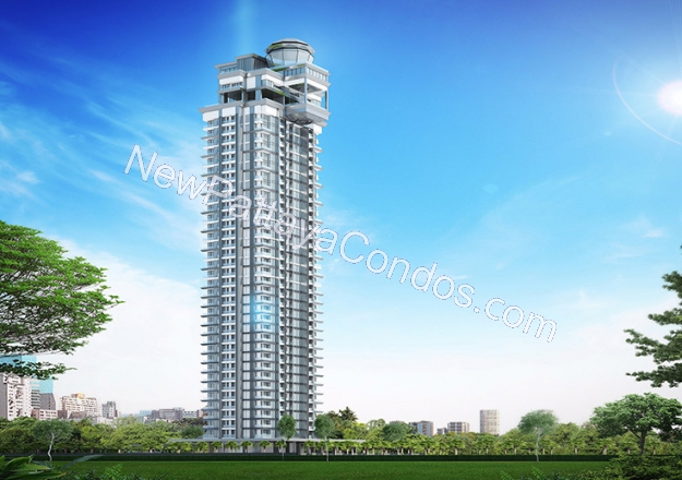 Diamond Tower - Pattaya - Thaimaa (Kartat, Sijainti, Osoite, Hinta, Valokuva) - verkkosivuilla