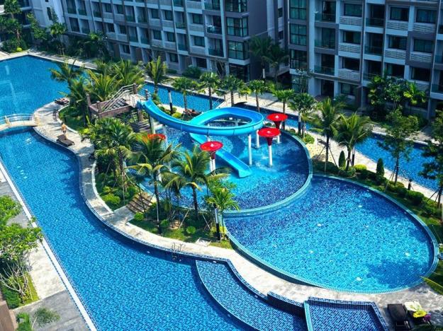 Dusit Grand Park Condominium - Pattaya - Thaïlande (Maps, Emplacement, L`adresse, Prix, Photo) - site web