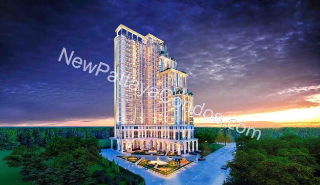 Empire Tower Pattaya - Pattaya - Thailand (Maps, Location, Address, Price, Photo) - website