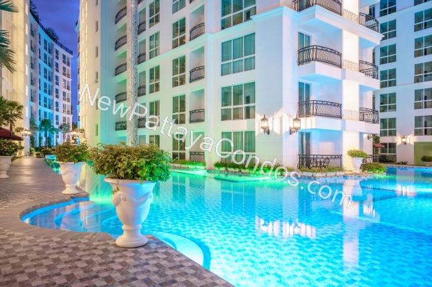 Olympus City Garden - 芭堤雅 - 泰国 (地图, 位置, 地址, 价格, 图片) - 網站