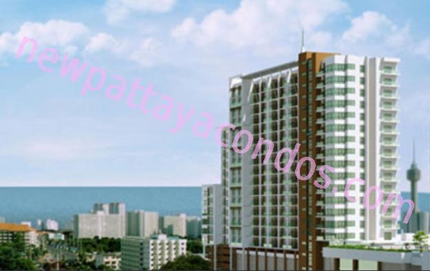 The Axis Condominium Pattaya - Pattaya - Thailand (Maps, Location, Address, Price, Photo) - website